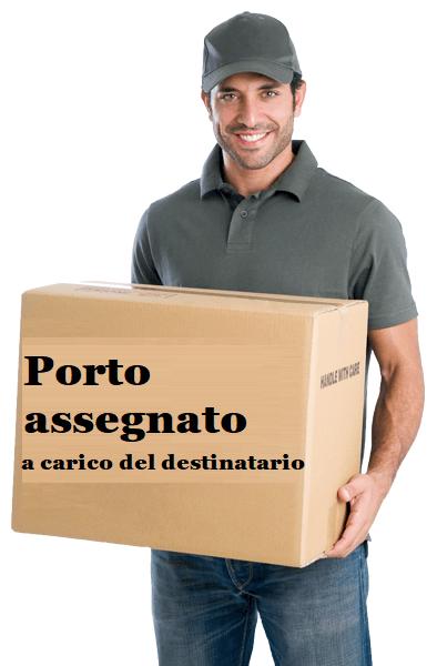 porto assegnato pacco