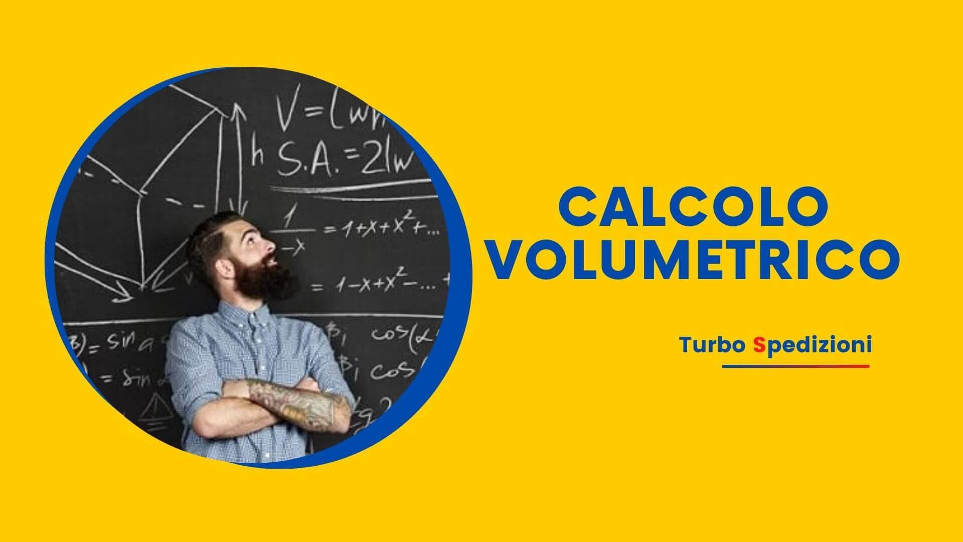 calcolo volumetrico