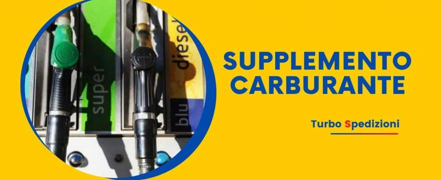 Supplemento carburante