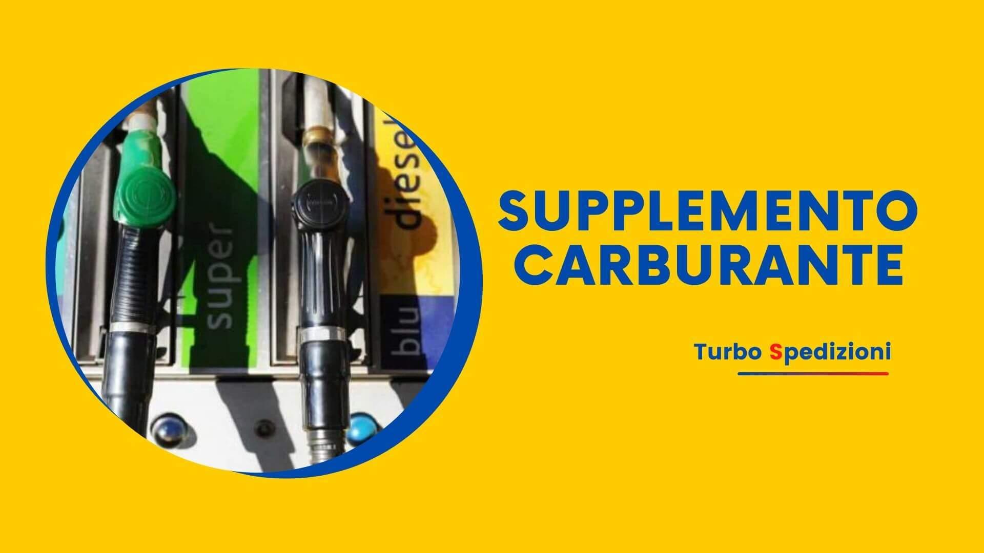 supplemento carburante