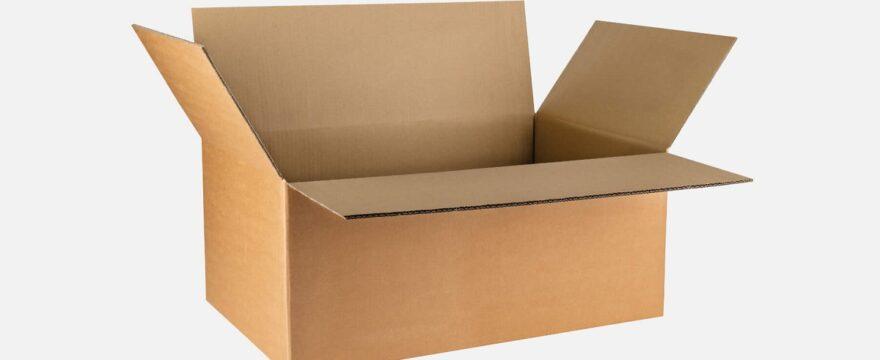 Scatole di cartone a doppia onda: le migliori soluzioni sono offerte da Amazon