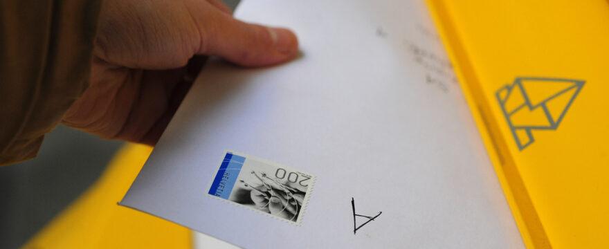 Come fare per spedire una lettera in Italia?